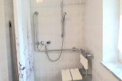 Wohnung 2 - Duschbereich