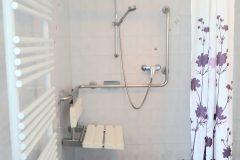 Wohnung 3 - Duschbereich